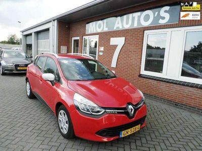 tweedehands Renault Clio Estate 1.5 dCi ECO Airco Navigatie