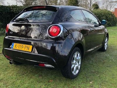 tweedehands Alfa Romeo MiTo 0.9 Turbo Nero Zwart
