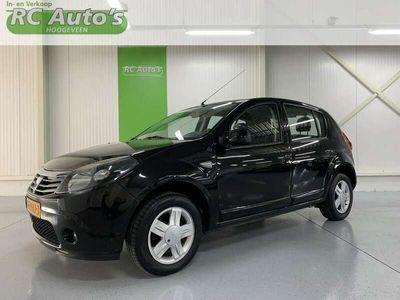 tweedehands Dacia Sandero 1.2 Blackline LPG G3-5 DEURS-TREKHAAK-AIRCO