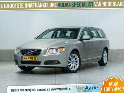 tweedehands Volvo V70 D4 Leder Navigatie Stoelverwarming Xenon 163pk