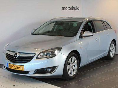tweedehands Opel Insignia 1.6 CDTI ecoFLEX 136pk Start/Stop Business+