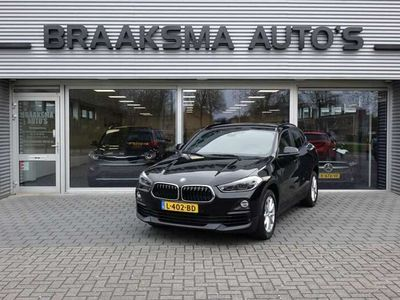 tweedehands BMW X2 SDRIVE18I 140PK AUTOMAAT EXECUTIVE CAMERA - NAVI -