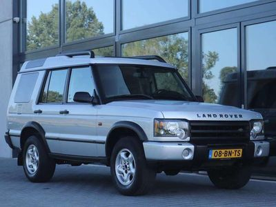 tweedehands Land Rover Discovery 2.5 Td5 COMMERCIAL - 2004 - Lage KM - Youngtimer
