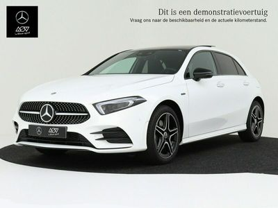 tweedehands Mercedes A250 e Business Solution AMG Limited Panoramadak, stoelen met memory
