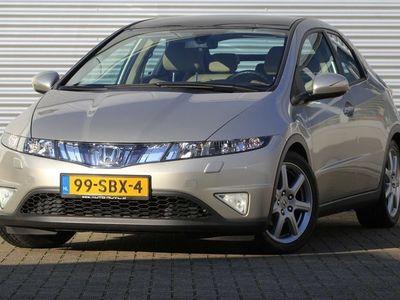 tweedehands Honda Civic 1.8 Executive Autom., Leer, Navi