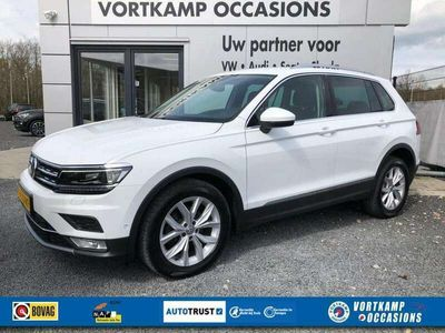 tweedehands VW Tiguan 2.0 TDI DSG HIGHLINE STANDKACHEL/NAVI/LED/CAMERA/H