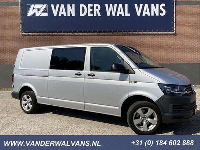 tweedehands VW Transporter T62.0TDI 150pk L2H1 Airco, cruisecontrol, navigatie,