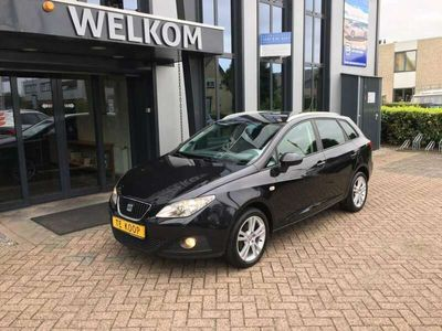 tweedehands Seat Ibiza ST 1.4 86PK Copa Climatcntr, Cruisecntrl, PDC, LM-