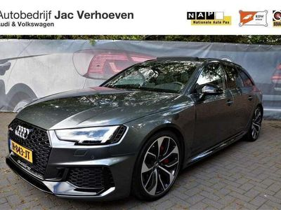 tweedehands Audi RS4 Avant 2.9 TFSI 450 pk! Quattro Panoramadak! S-Tronic