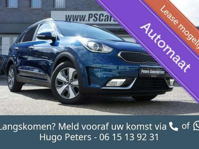 tweedehands Kia Niro 1.6 GDi Hybrid Bluetooth/CarPlay/Cruise/Navi/PDC