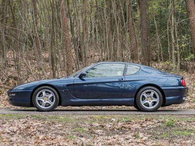 tweedehands Ferrari 456 GTA - full service - unique state