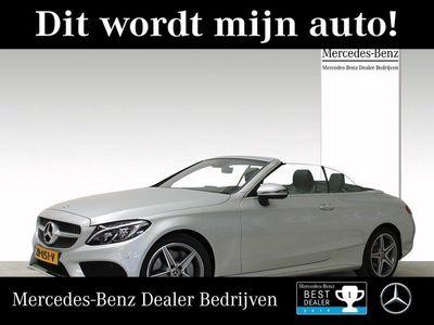 tweedehands Mercedes C250 C-KLASSE CabrioletLine: AMG Automaat