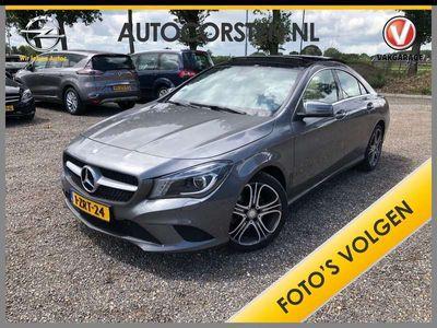 tweedehands Mercedes CLA220 220CDI Pano-dak Xenon Leder Navi Camera ✅ Ecc Pdc-