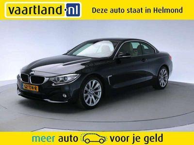 tweedehands BMW 420 420 Cabrio i High Executive Aut. [ Navi Leder Xenon