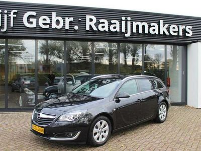 tweedehands Opel Insignia Sports Tourer 1.6 CDTI Edition*Leder*Xenon*Navi*€