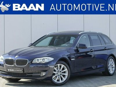 tweedehands BMW 528 5-SERIE Touring i High Executive | Navi prof. | Panodak | 360 Camera |