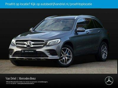 tweedehands Mercedes GLC350 e 4MATIC   Camera Distronic Memory Panorama AMG Li