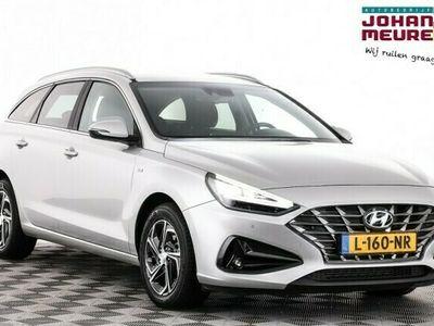 tweedehands Hyundai i30 Wagon 1.5 T-GDi MHEV Premium | Full LED | NAVI | C