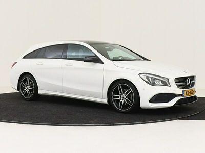 tweedehands Mercedes 180 CLA-Klasse Shooting Brake AMGNr. WDD1179421N768386