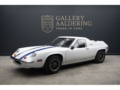 tweedehands Lotus Europa Twin-Cam 1600 Special 'Big Valve' Only 52.170 Mil