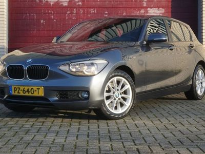 tweedehands BMW 120 1-SERIE d Business Sport M Performance Power Kit, Mfs stuurwiel, Automatische airco, Navigatie, etc.