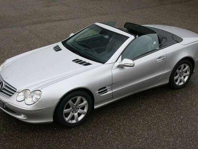 tweedehands Mercedes SL500 NL-auto geheel origineel