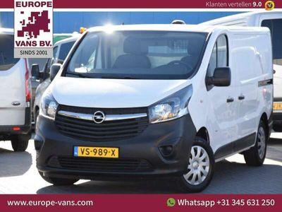 tweedehands Opel Vivaro 1.6 CDTI 120pk BiTurbo L1H1 Edition 2x Schuifdeur