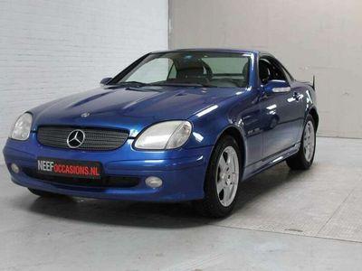 tweedehands Mercedes SLK230 K.