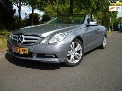 tweedehands Mercedes 350 E-KLASSE CabrioletCDI Elegance 104.000 KM NIEUWSTAAT AFN. TREKHAAK