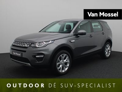 tweedehands Land Rover Discovery Sport 2.0 TD4 180pk 4WD 5p. HSE | Leder | Navi | PDC |