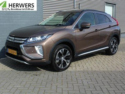 tweedehands Mitsubishi Eclipse Cross 1.5 DI-T First Edition |Apple & Android Navigatie | Cruise Control | Climate Control | 1600KG Trekgewicht |