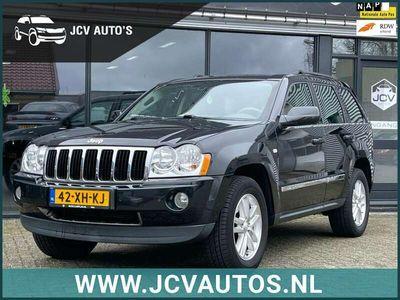 tweedehands Jeep Grand Cherokee 3.0 V6 CRD Limited 4X4/LEER/NAVI/AIR/NAP