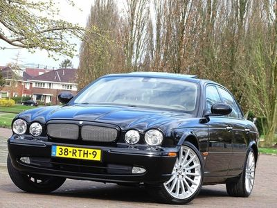 tweedehands Jaguar XJR 4.2 V8 395PK+ Supercharger / TV+DVD *zeer luxe*