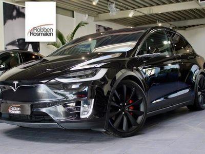 tweedehands Tesla Model X Performance 90D P90D Ludicrous 7P AUTOP. EX BTW