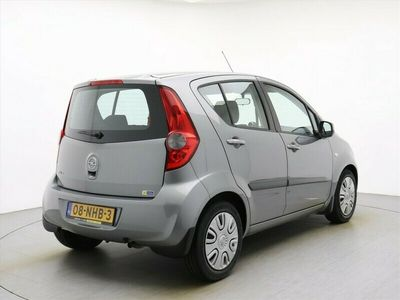 tweedehands Opel Agila 1.2i 16V Edition 86pk Airco | Centrale Vergrendeling | Dealeronderhouden