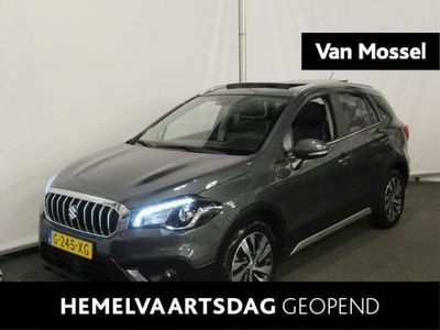 tweedehands Suzuki SX4 S-Cross 1.4 Boosterjet 140pk Exclusive (Leder/Led/Pano)