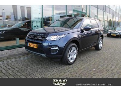 tweedehands Land Rover Discovery Sport TD4 150 SE Urb -FinLease va 532 euro p/m