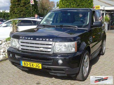 tweedehands Land Rover Range Rover Sport 2.7 TDV6 HSE Zwart Schuifdak