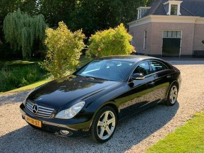 tweedehands Mercedes CLS350 CLSAutomaat NL-auto Youngtimer #STOER