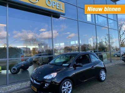 tweedehands Opel Adam 1.0 Turbo 90 pk Unlimited