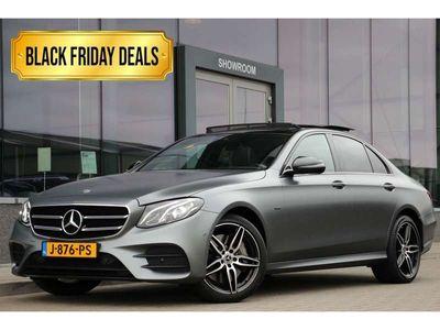 tweedehands Mercedes E350 EPremium Plus | Mat | AMG | Pano. Dak