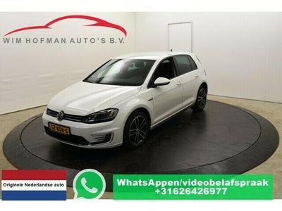 tweedehands VW Golf 1.4 GTE Navi Cruise PDC Apple CarPlay tot 50% korting wegenbelasting!