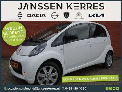tweedehands Citroën C-zero 100% Airco, Accu Eigendom, Bluetooth Te