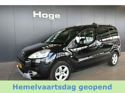 tweedehands Peugeot Partner Tepee 1.6 VTi XT Executive Ecc Airco Panoramadak Rijklaarprijs Inruil Mogelijk!