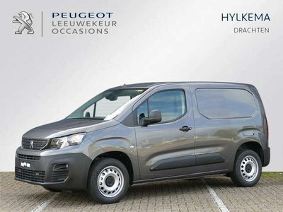 tweedehands Peugeot Partner 1.5 BlueHDi 100pk 1000kg Premium | Nieuw uit voorr