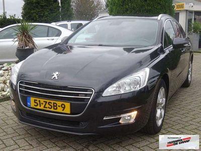 tweedehands Peugeot 508 SW 1.6 HDI Automaat Executive Zwart 2013