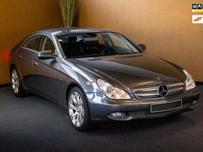 tweedehands Mercedes CLS320 CDI Prestige Plus, Leder, Navi, Memory