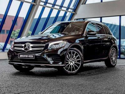 tweedehands Mercedes GLC350 d 4MATIC AMG Lime | AIRMATIC