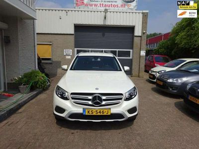 tweedehands Mercedes GLC350 350e 4MATIC Ambition