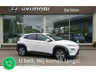 tweedehands Hyundai Kona EV Premium 64kw Private Leaseprijs per maand